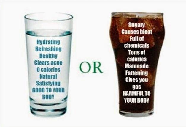 khasiat air putih