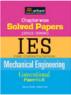 Book for IES Mechanical Conventional Papers