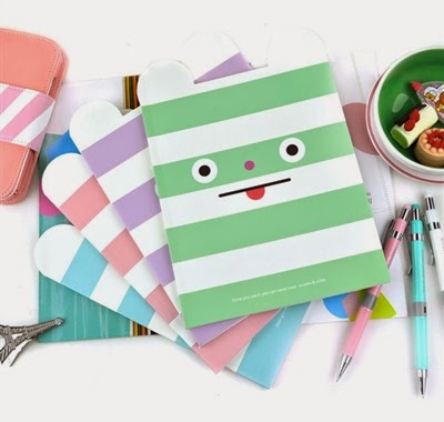 monster school supplies at CoolPencilCase.com