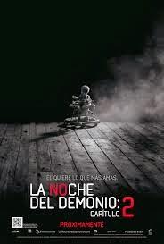 La Noche del Demonio Capítulo 2 [2013] [BrRip-Avi] [Latino] [PL-SSH]