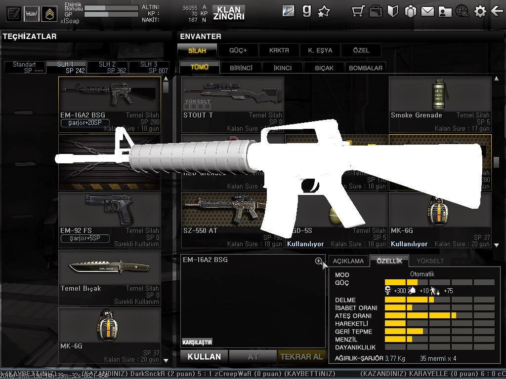 kZjQpv Wolfteam Silah Oyu Hile Kodları Yeni