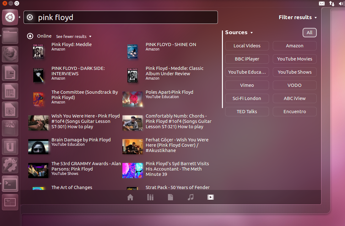 HUD Added By Default In Ubuntu 12 04 Precise Pangolin ~ Web Upd8