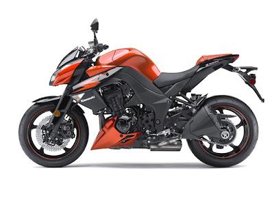 2012 Kawasaki Z1000 sport