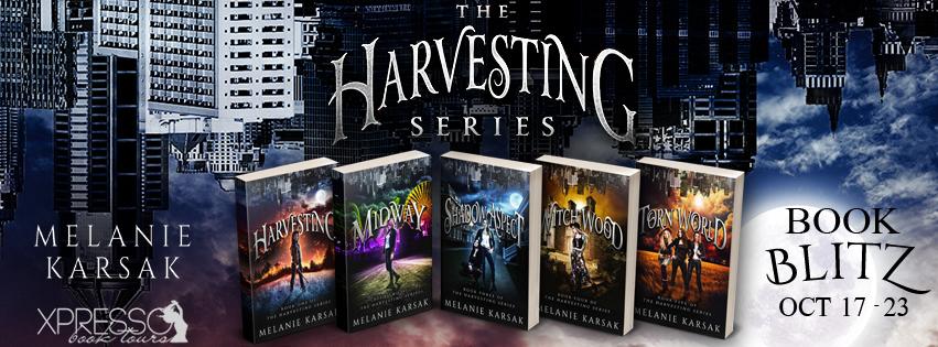 The Harvesting Series Book Blitz