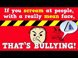 If you SCREAM at People!!!