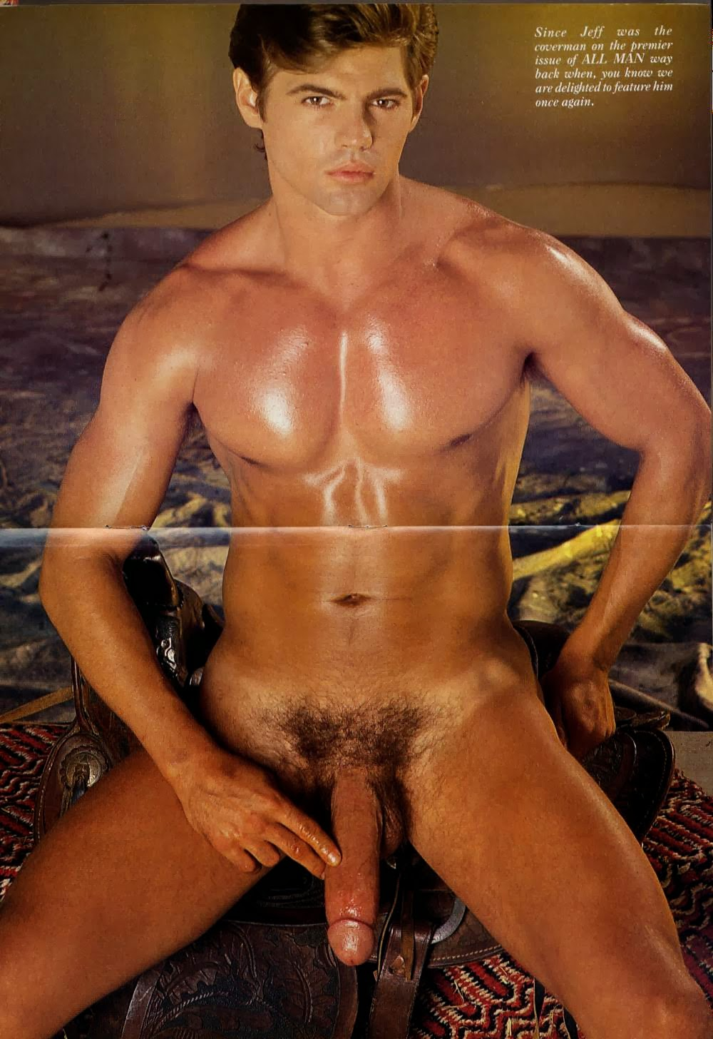 from Cash jeff stryker nude photo