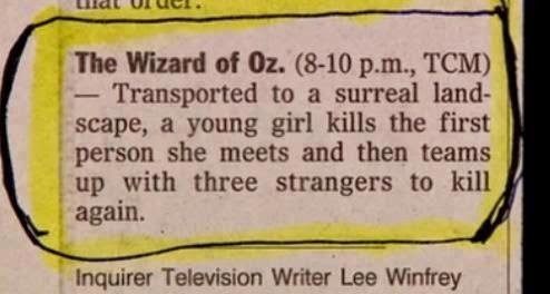 wizard of oz review