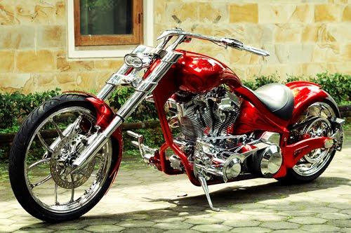 Pro Street Custom Harley-Davidson