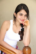 Sheena shahabadi Glam Pics in White Top-thumbnail-20