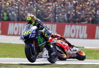 Rossi Maafkan Lorenzo, Tapi Nama Marquez Jadi Musuh Seumur Hidup