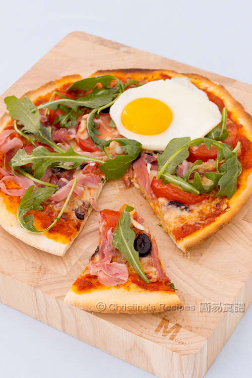 Breakfast Pizza01