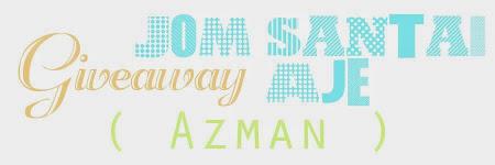 Giveaway, Contest, Segmen, JomSantaiAje