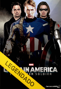 Capitão América 2: O Soldado Invernal – Legendado