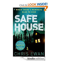 a weekend of crime novels - safe house by chris ewan
