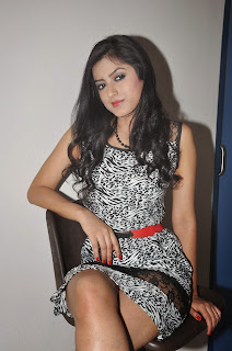 Actress Ruby Parihar Pictures in Short Dress at Premalo ABC Movie Audio Launch Function  53.JPG