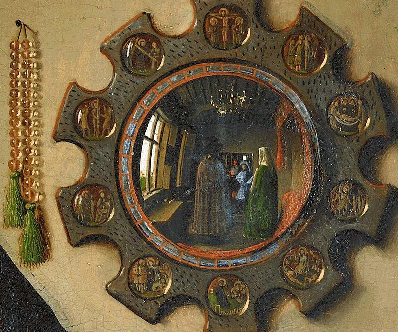 ART-N-RED: Masterpieces I: The Arnolfini marriage