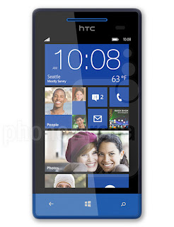 HTC Windows Phone 8S Reviews and Specification