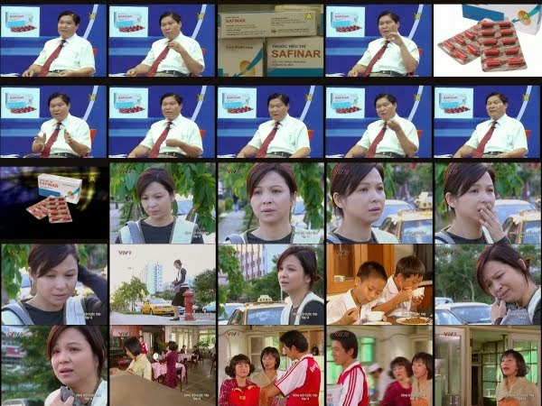 Phim Sóng gió cuộc tình trên VTC1