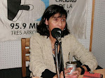 Entrevista radial Octubre 2011