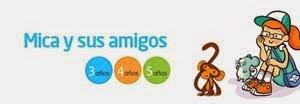 """""""Mica y sus amigos"""""""