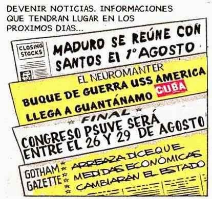 Breaking Future News viñeta