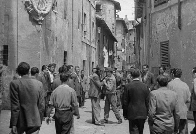 the film the bicycle thief Watch video bicycle thieves (italian: ladri di biciclette), also known as the bicycle thief, is director vittorio de sica's 1948 story of a poor father searching post-world war.