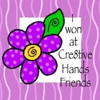 Cre8tive Hands Winner