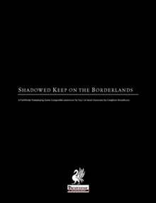 Shadowed Keep on the Borderlands on DriveThruRPG