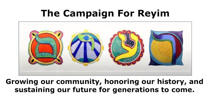 The Campaign For Reyim