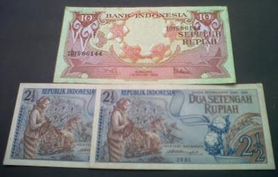 Paket 15 Rupiah A