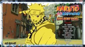 Download Game Naruto Mugen New Era 2013 PC Terbaru