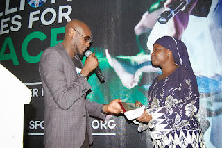 2face idibia peace awards winners