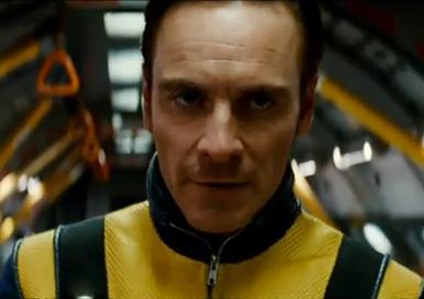 Booktalk & More: X-Men: First Class