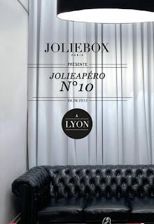 JOLIEBOX part en tournée & organise son 1er JolieApéro à LYON le mercredi 6 juin ! bon plan joliebox
