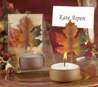 Beautiful Fall Bridal Shower Decorations