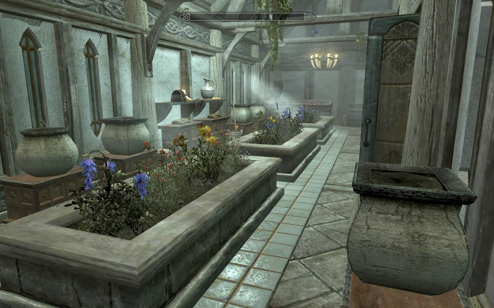 The greenhouseJD s Gaming Blog  The Important Pieces of Paper  Skyrim  Came back  . Hearthfire Lighting Fix. Home Design Ideas
