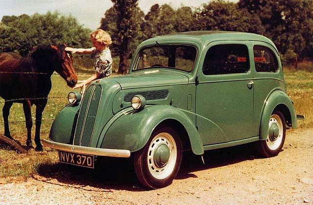 フォード ポピュラー