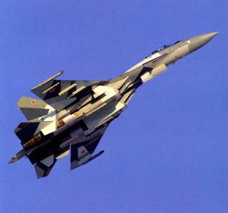 Истребители Су 35