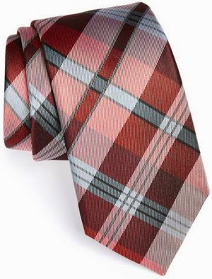 Marsala Pantone 2015 acessórios masculinos gravata