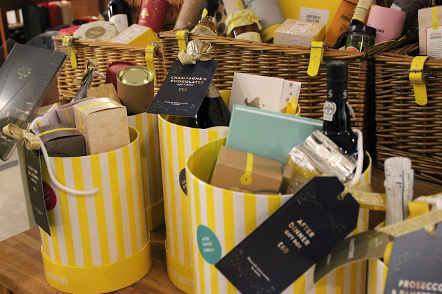 Picture of Selfridges Christmas Hampers