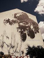 Street Art Berlin - Astronaute