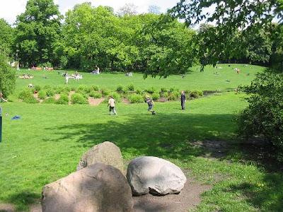 منتزه فولكسبارك ماريندورف في برلين