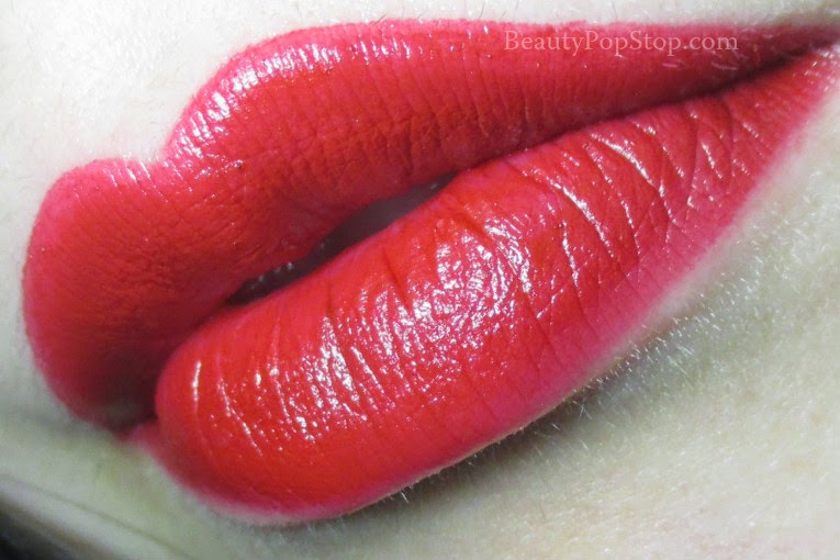 mac rocky horror picture show frank-n-furter lipstick swatches and review