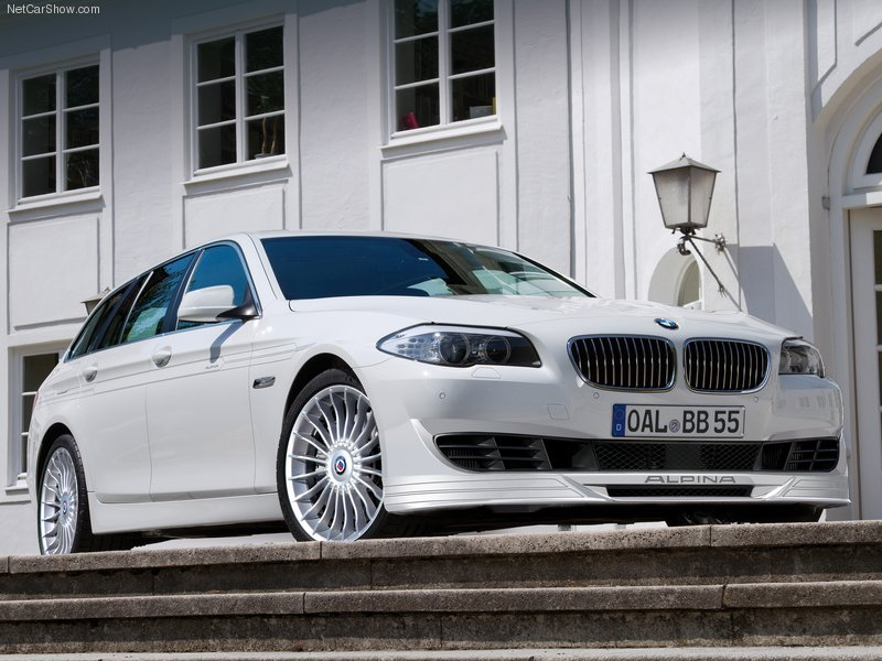 2011 Alpina BMW B5 Bi-Turbo Touring