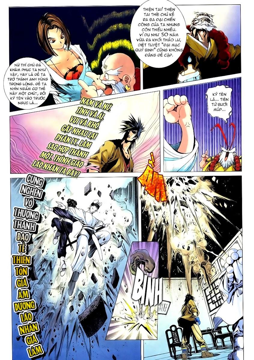 Lục Đạo Thiên Thư chap 4 - Trang 24