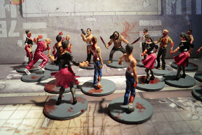 Zombicide Kickstarter El Cholo Survivor Zombivore Painted Nick Walker