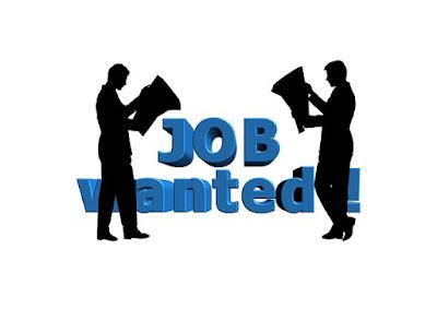mencari lapangan kerja