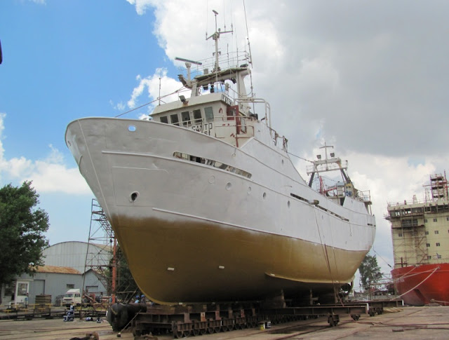 Prefectura sale de pesca (Búsqueda y rescate ) GC-186+Maxi+Alonso