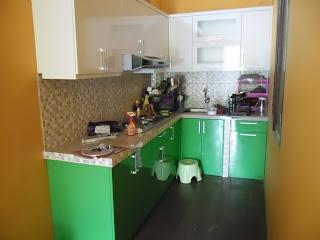 Kitchen L-shape