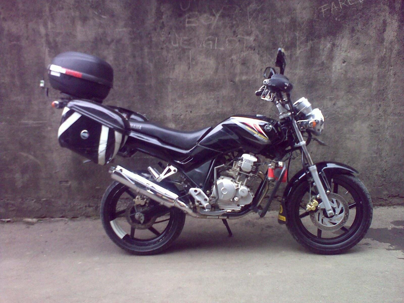 Modif Mesin Yamaha Scorpio | Modifikasi Motor Yamaha 2016